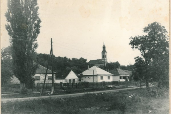 Dózsa Gy. utca – 1980-as évek