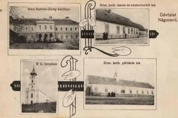Képeslap – 1900-as évek