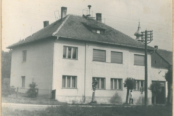 A Községháza – 1980